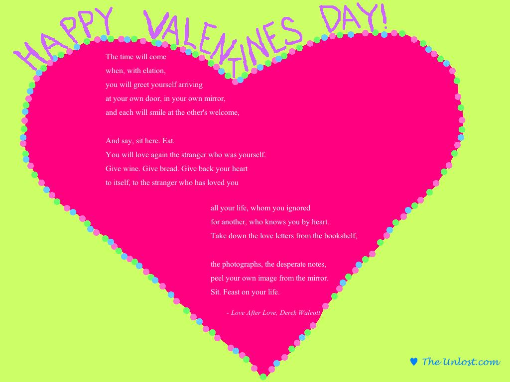 Unlost Valentine