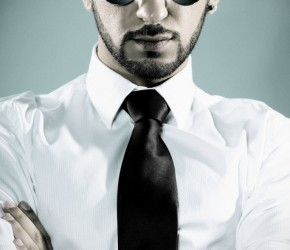 Guy with sunglasses