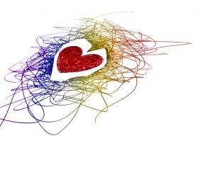 love scribble